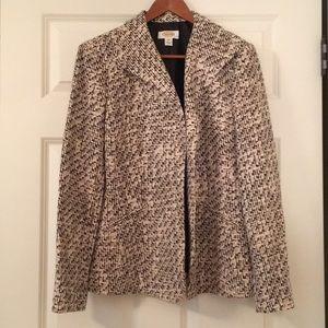 Talbots Tweed Ladies Jacket